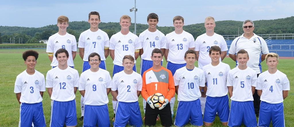 SE Varsity Boys Soccer