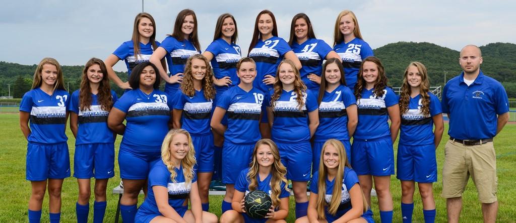 SE Varsity Girls Soccer
